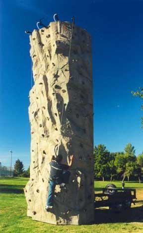 Mobile Rock Climbing Wall Rentals in Akron Canton
